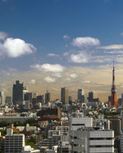 Tokyo(from room) 0002